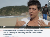 "Video Review of ""Granny's Dancing on the Table"" by Hanna Sköld (San Sebastian 2015)"