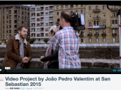 On the work of media at San Sebastian 2015