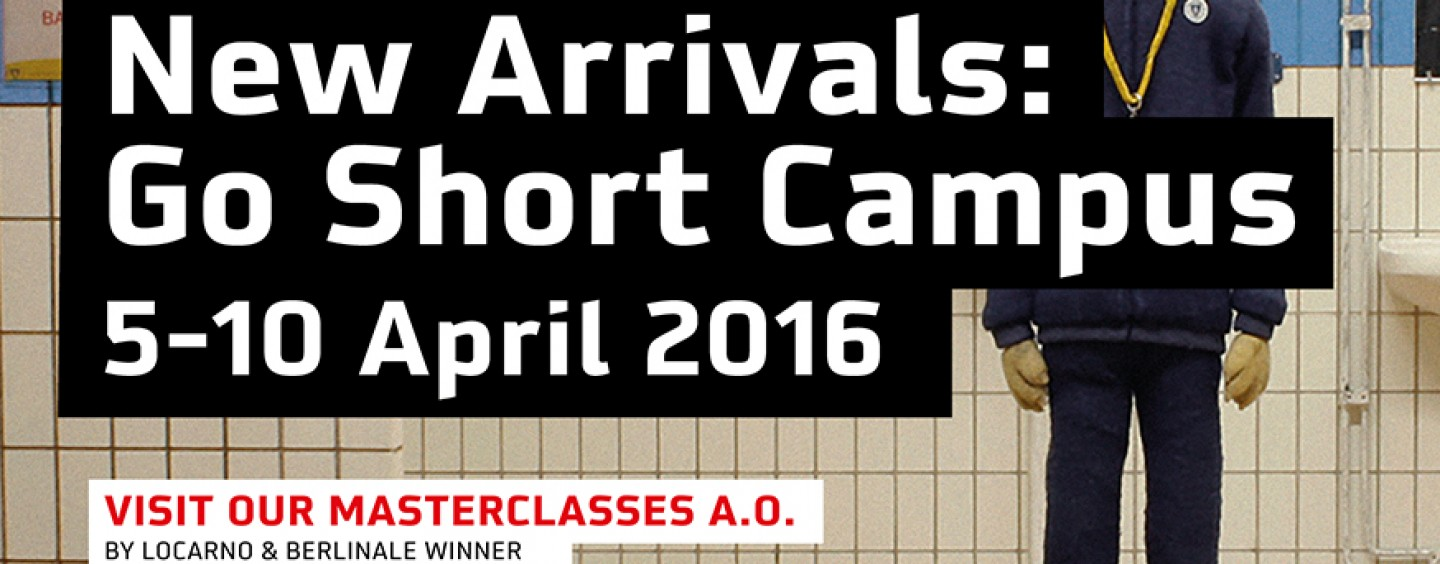 Apply for Go Short Campus 2016
