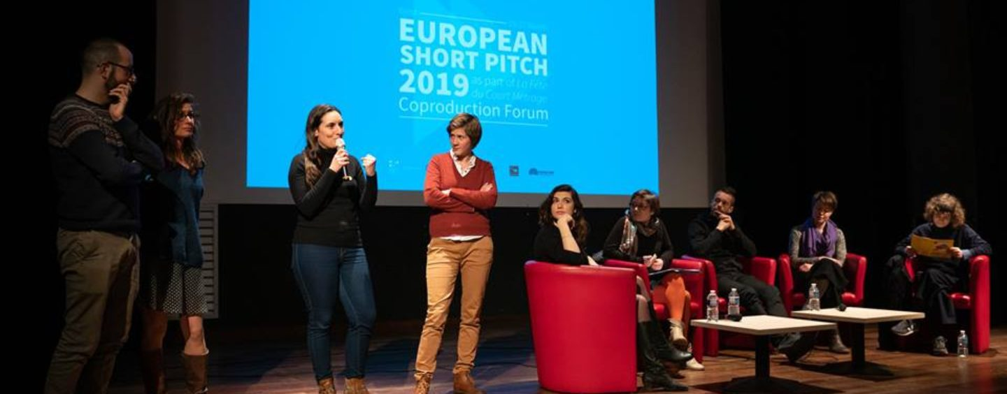 ESP unveils predominantly female, pan-European 2020 short film projects selection